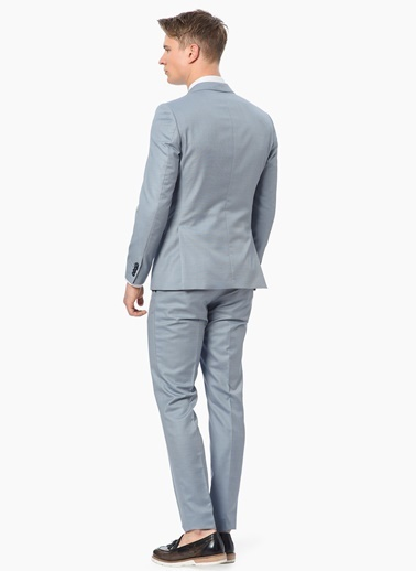 George Hogg Takım Elbise Mavi